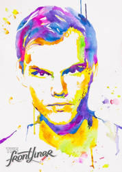 Avicii by TheFrontliner