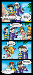 Vacation part 1? by TamarinFrog
