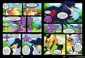 DD - Page 3-4 by TamarinFrog