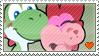 BirdoxYoshi Stamp by TamarinFrog