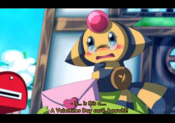 PKMNC - Secret Valentine by TamarinFrog