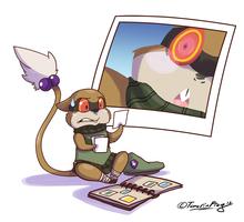 PKMNA Finals - Pokemon Snap by TamarinFrog