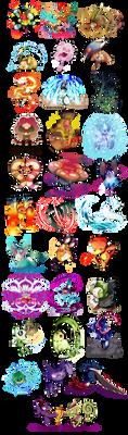 PokeddeXY Challenge 2013 by TamarinFrog