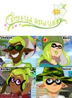 Team Petal Splash by TamarinFrog
