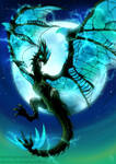 Azure Bolt Astalos by TamarinFrog