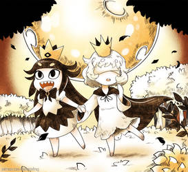 The Liar Princess and the Blind Prince by TamarinFrog