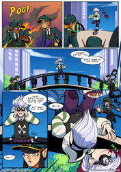 Alive Again - Page 4 by TamarinFrog