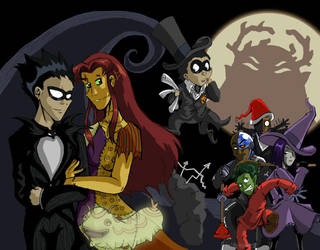 This is Halloween - TT Style by TamarinFrog