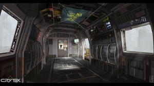 Chinook interior by Min-Nguen