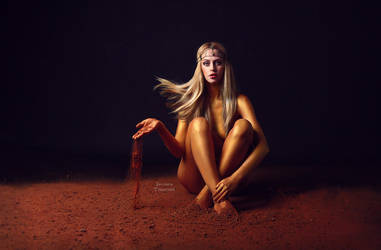 Gold and Earth by fae-photography