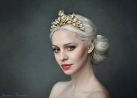 crowned by fae-photography