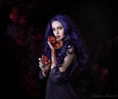 Persephone by fae-photography