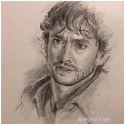 Will Graham by Ans-Westdorp