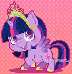 Princess Twilight by Miss-Glitter