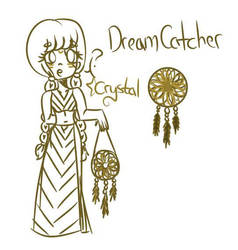 [Human] Dreamcatcher by SakuraCrystalKatana