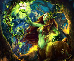 Forest Cure by FreakyKitty