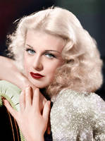 Ginger Rogers by klimbims