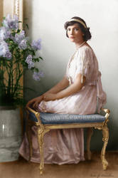 Grand Duchess Tatiana of Russia by klimbims