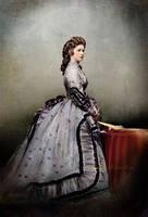 Empress Sissi of Austria by klimbims