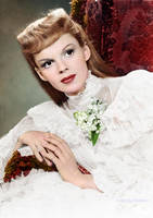 Judy Garland by klimbims