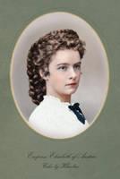Empress Elisabeth of Austria by klimbims