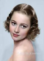 Olivia de Havilland by klimbims
