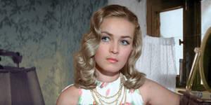 Lyudmila Chursina, 1966 by klimbims