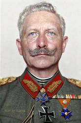 Kaiser Wilhelm II, 1918 by klimbims
