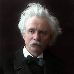 Edvard Grieg by klimbims