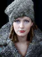 Greta Garbo by klimbims