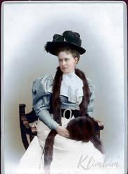 Elizabeth Feodorovna of Russia by klimbims