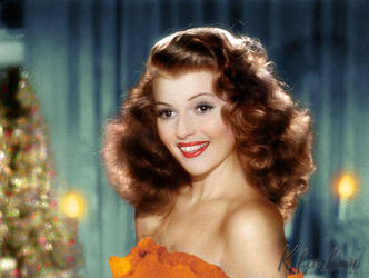 Rita Hayworth in Gilda, 1946 by klimbims