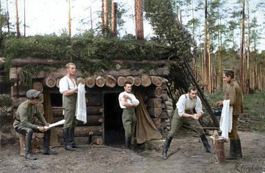 WWI, Russians by klimbims