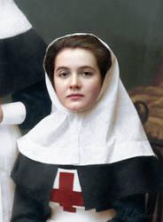 Russian nurse, WW1 by klimbims