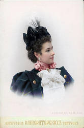 Mathilde Kschessinska (Matilda Kshesinskaya) by klimbims