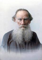 Leo Tolstoy by klimbims
