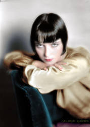 Louise Brooks 1929 by klimbims