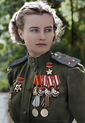 Natalya  Meklin-Kravtsova by klimbims
