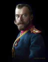 Nicholas II by klimbims