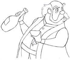 Prof. Horace Slughorn by afo2006