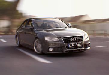 Audi A4_neu by automatte