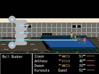 Hacker Wars - Kurasuta Screenshot by Hambaga-Rikkou