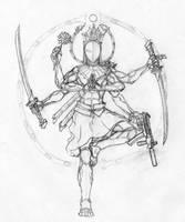 My Shiva is augmented by RenGaulen