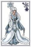 Ice Princess Kidagakash by RyouGirl