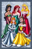 Royal Princess Christmas by RyouGirl