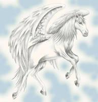 Pegasus by RyouGirl