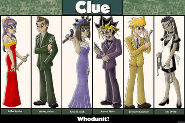 Clue: Yugioh by RyouGirl