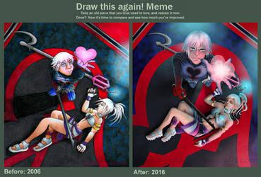 Draw It Again by RyouGirl