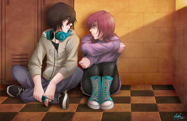 Smitten by RyouGirl