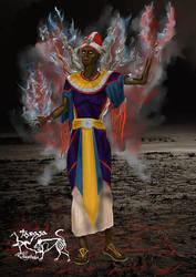 Advocate of the Elder Ones by Nharun